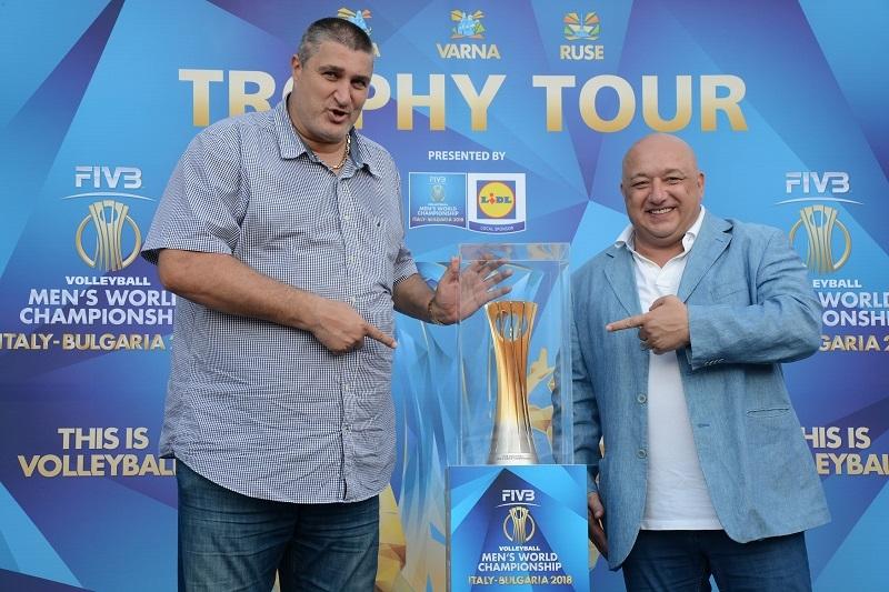 """Финалната фаза на златния """"Трофи тур"""" продължава с пълна сила!"""