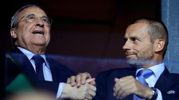 Футболният свят се пита защо Реал Мадрид не се подсилва