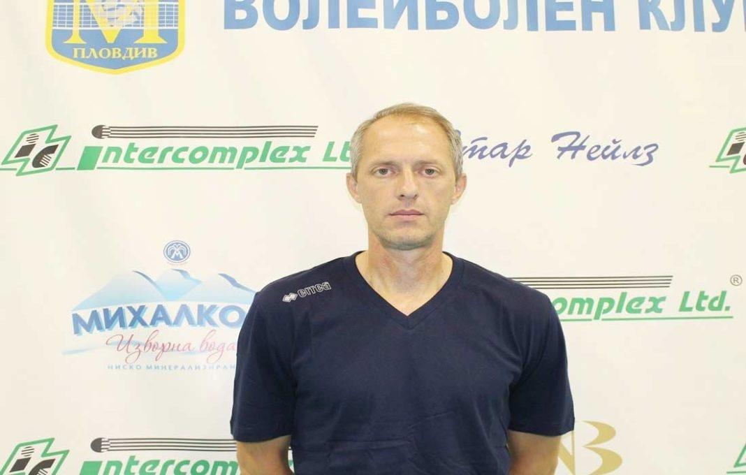 Владимир Орлов даде своето първо интервю като помощник-треньор на Марица
