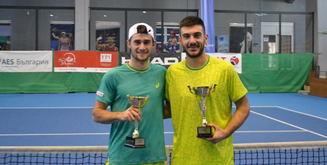 Българите Габриел Донев и Пламен Милушев спечелиха второ място на