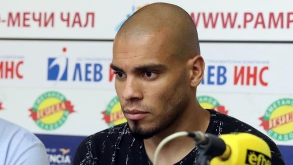 Нападателят на ЦСКА-София Мауридес бе избран за играч №1 на