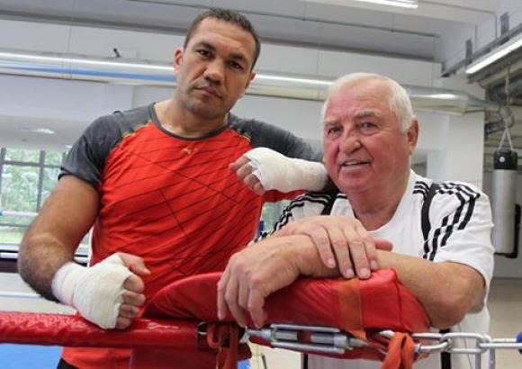 Шампионският тандем в професионалния бокс Кубрат Пулев – Ули Вегнер