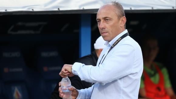 Треньорът на Черно море Илиан Илиев прие философски равенството 0:0