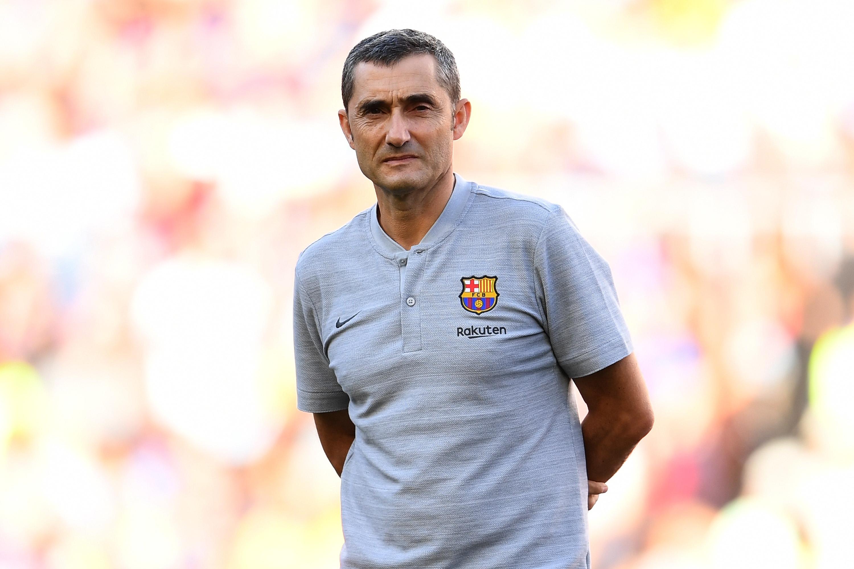 Треньорът на Барселона Ернесто Валверде заяви преди началото на новия