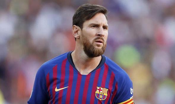 Звездата на Барселона Лионел Меси показа невероятна точност след поредна