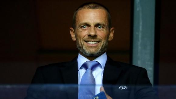 Според президента на УЕФА Александър Чеферин ситуацията с италианския гранд