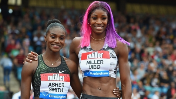 Олимпийската шампионка на 400 метра от Рио де Жанейро 2016