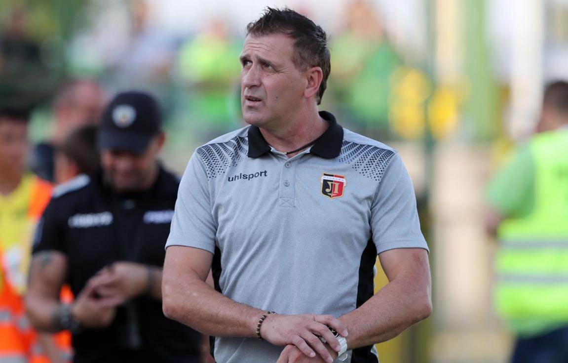 Наставникът на Локомотив (Пловдив) Бруно Акрапович бе много доволен от