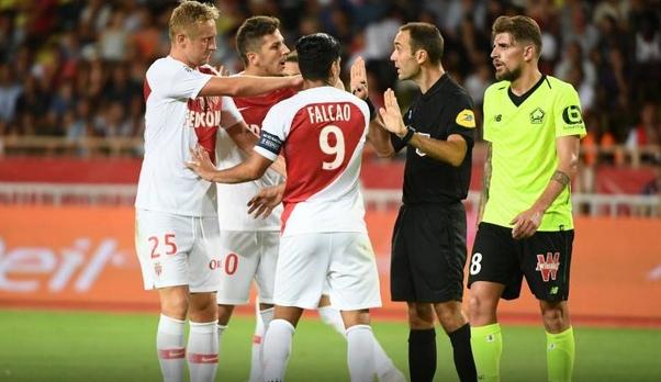 Отборът на Монако не успя да победи Лил в мач