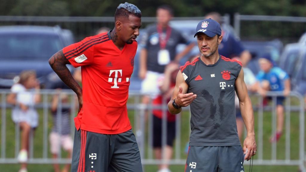 Новият старши треньор на Байерн (Мюнхен) Нико Ковач разчита, че