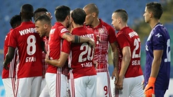 ЦСКА-София планира да играе контрола в паузата за националните отбори,