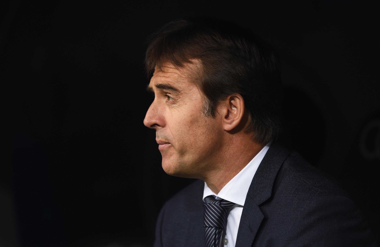 Треньорът на Реал Мадрид Юлен Лопетеги изрази задоволството си от