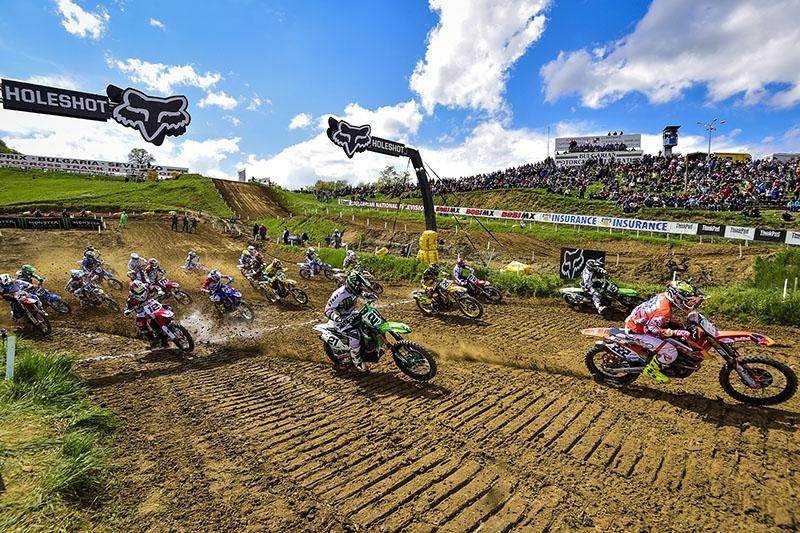 След четиригодишно прекъсване Световният шампионат по мотокрос MXGP/MX2 се завръща