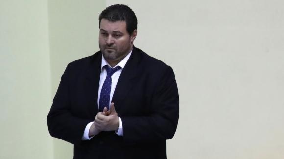 Младият варненски специалист Галин Стоянов-Патрик е новият старши треньор на