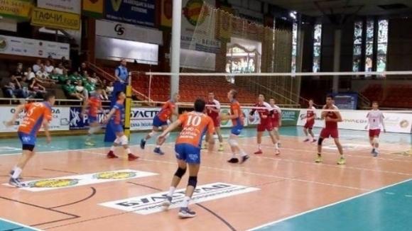 Отборът на Виктория Волей Пловдив ще участва в двудневен международен