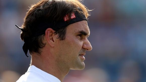 """Носителят на 20 титли от """"Големия шлем"""" Роджър Федерер е"""