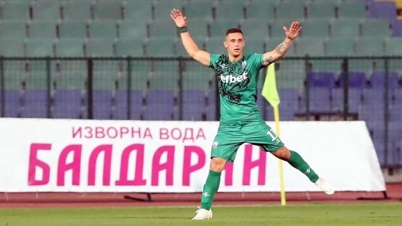 Нападателят на Витоша (Бистрица) Даниел Кутев коментира победата с 1:0
