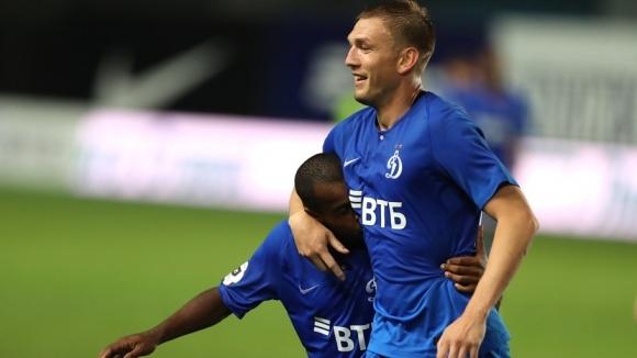 Отборът на Динамо Москва постигна първа победа за сезона в