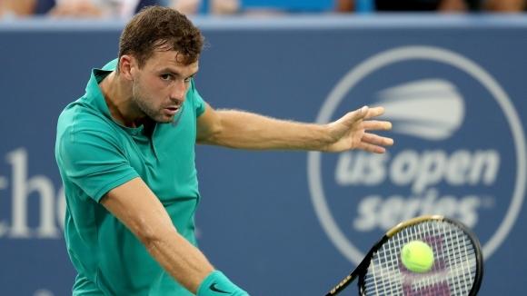 Най-добрият ни тенисист Григор Димитров демонстрира самочувствие след неуспешната защита