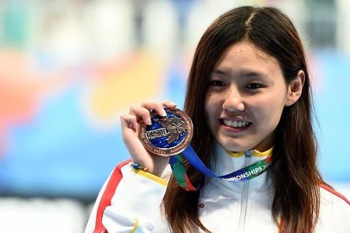 Китайката Лю Сян подобри световния рекорд на 50 метра гръб