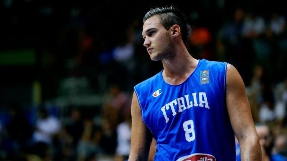 Данило Галинари няма да играе за националния отбор на Италия