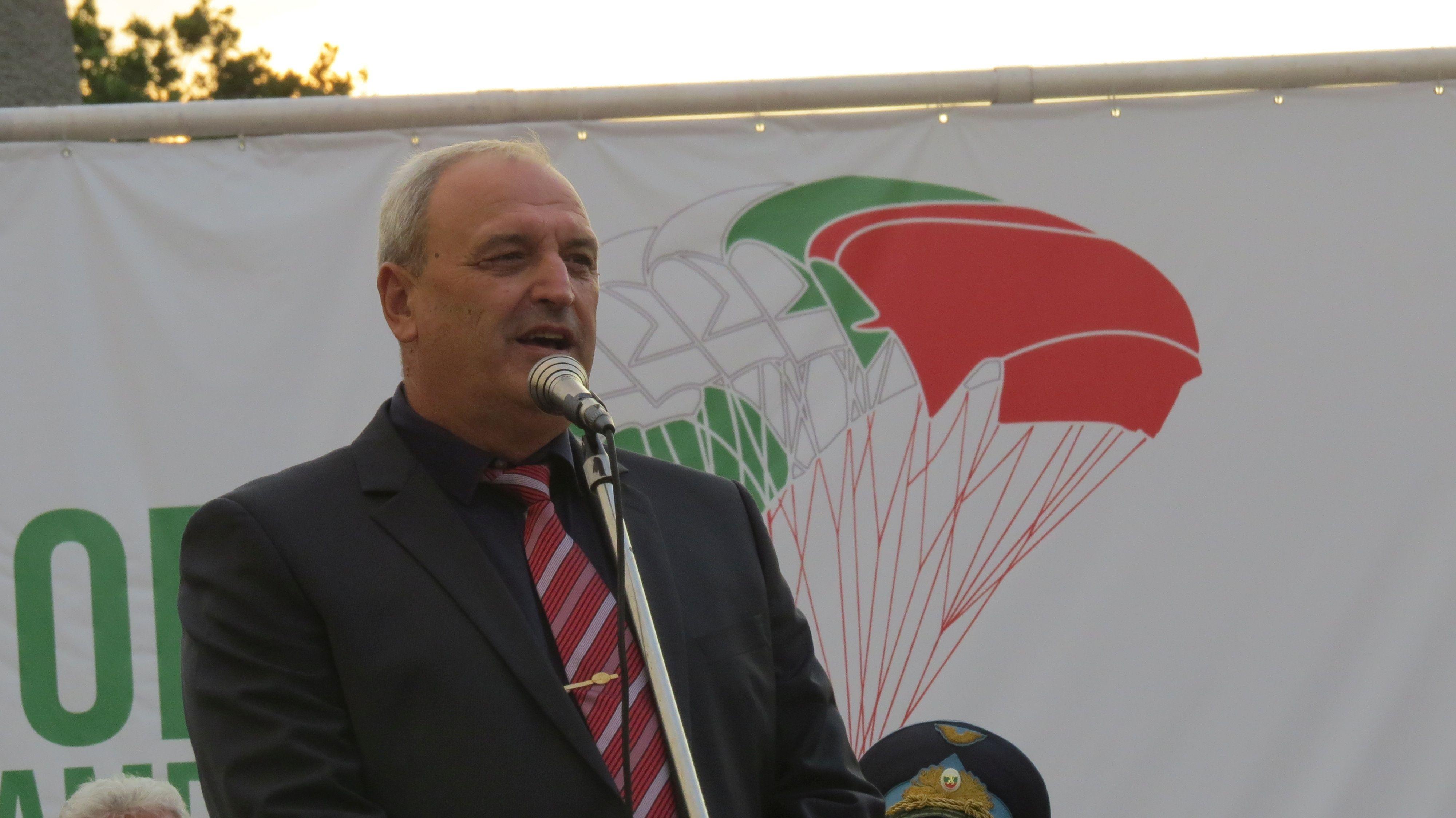 Заместник-министърът на младежта и спорта Стоян Андонов бе официален гост