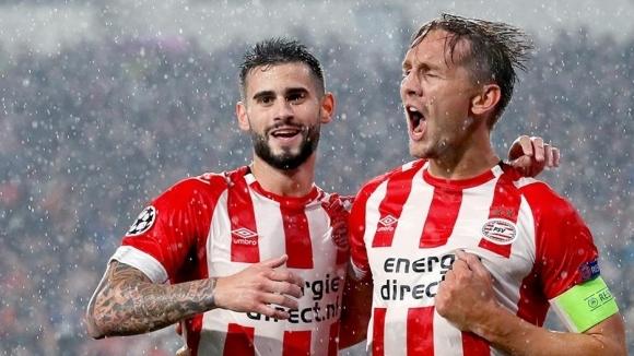 Холандският ПСВ Айндховен ще играе в групите на Шампионската лига,