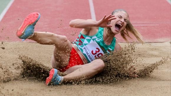 Габриела Петрова завърши на седмо място в тройния скок във