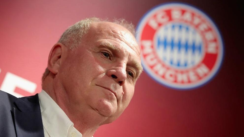Босът на Байерн (Мюнхен) Ули Хьонес призова ръководството на Пари