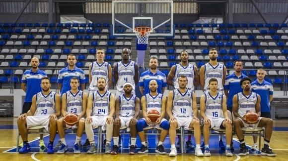 Носителят на Купата на България по баскетбол за мъже Рилски