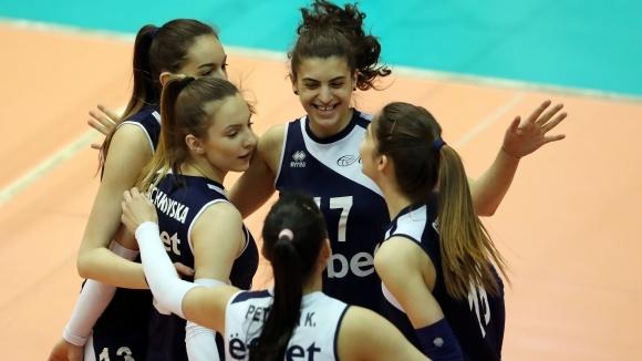 Женският волейболен отбор Левски ще участва на четиристранен приятелски турнир