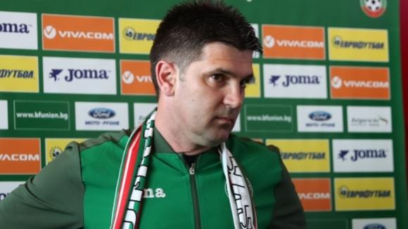 Двата юношески национални отбора на България, които са на подготвителни