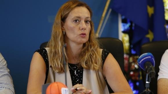 Генералният мениджър на НБЛ Лили Борисова заяви, че до момента