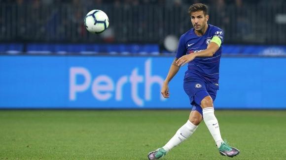 Италианският гранд Милан подготвя оферта към Челси за Сеск Фабрегас,