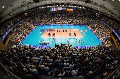 """Трибуните на зала """"Конгресна"""" във Варна ще бъдат пълни за"""