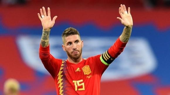 Защитникът на испанския национален отбор Серхио Рамос коментира победата на