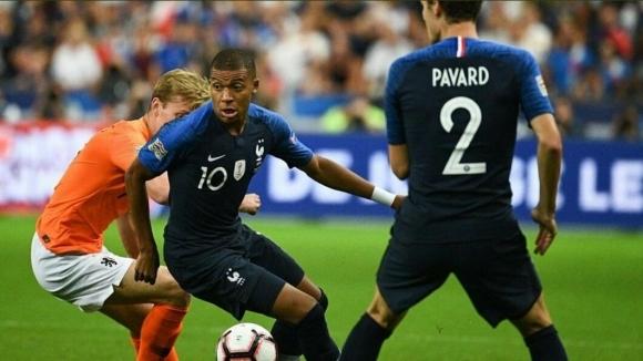 Селекционерът на холандския национален отбор Роналд Куман бе ядосан след