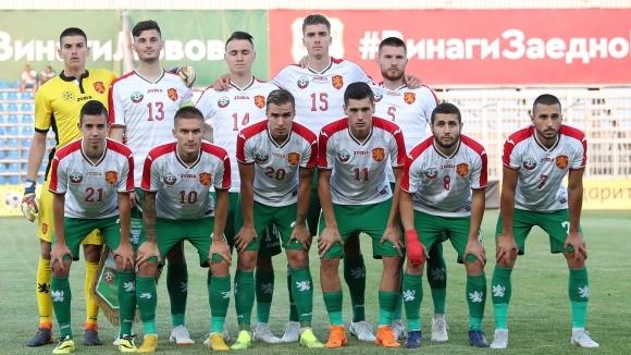 Младежкият национален отбор на България излиза тази вечер срещу Черна