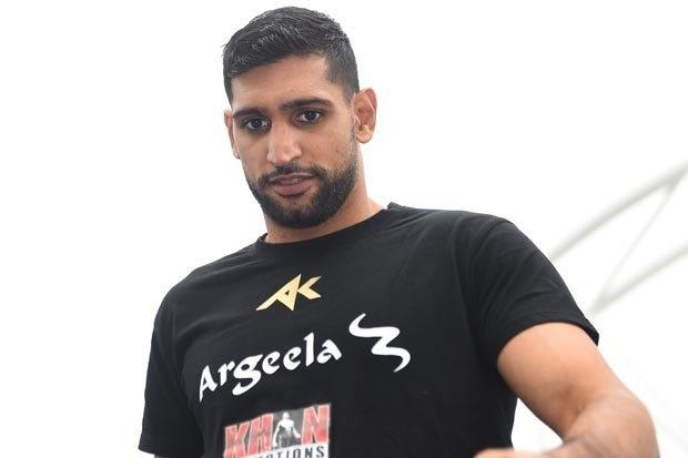 Блестящият британски боксьор Амир Хан си навлече куп критики и
