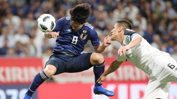 Япония победи Коста Рика с 3:0 в контрола в Осака