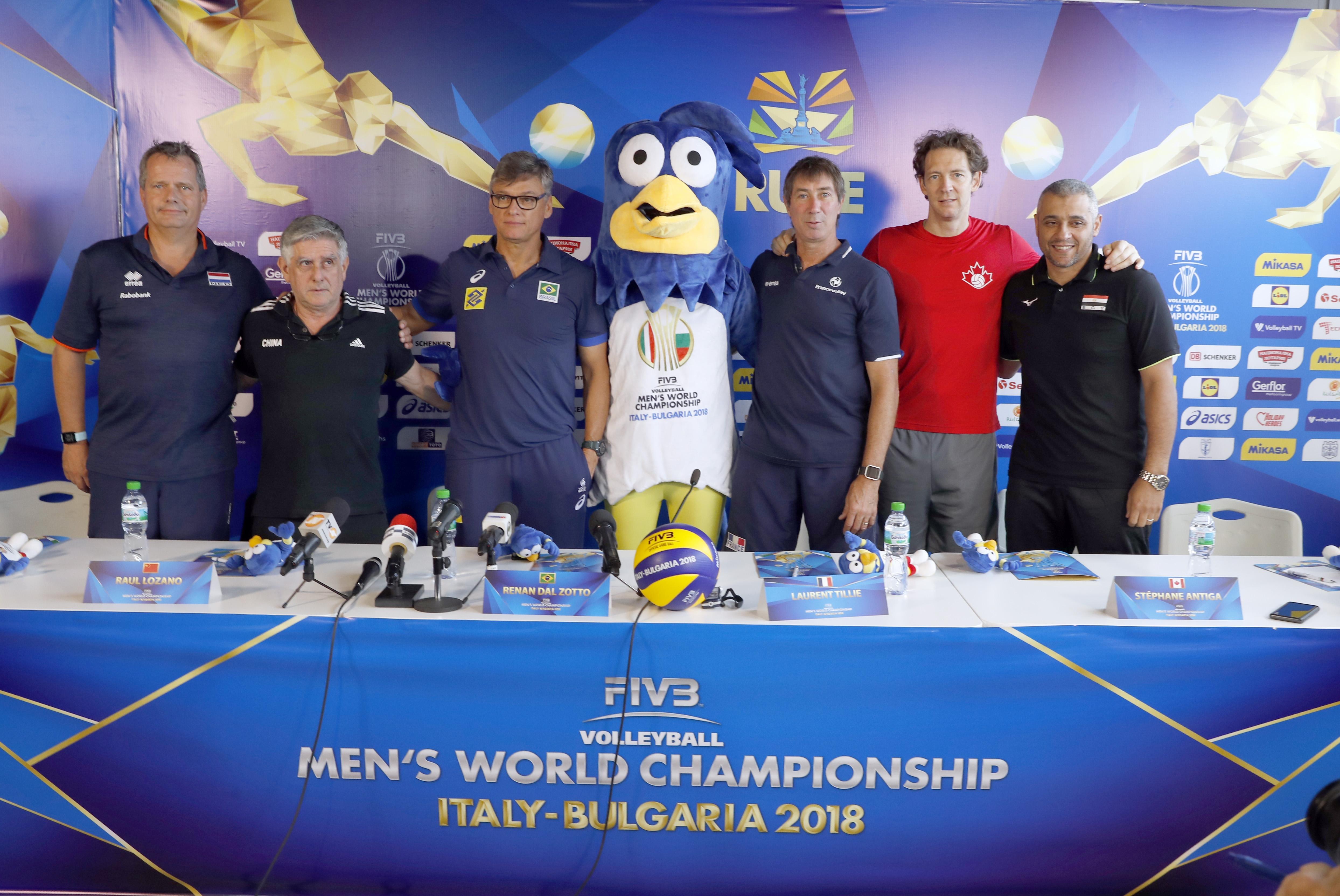 """Група """"В"""" от първата фаза на световното първенство по волейбол"""