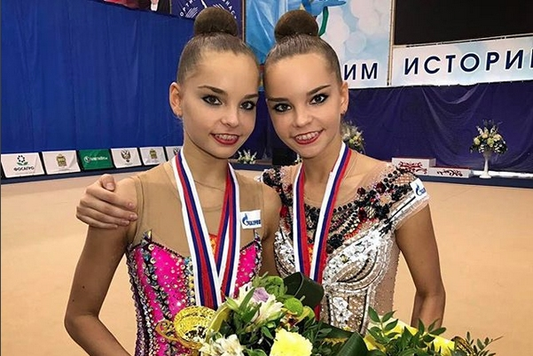 Най-големите звезди на художествената гимнастика Дина и Арина Аверини нямат