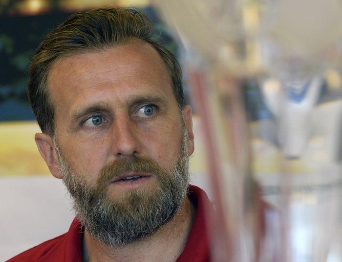 Бившият полузащитник на чешкия национален отбор и звезда от Евро'96