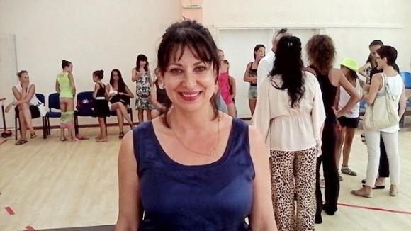 Здравка Чонкова, едно от големите имена в художествената ни гимнастика,