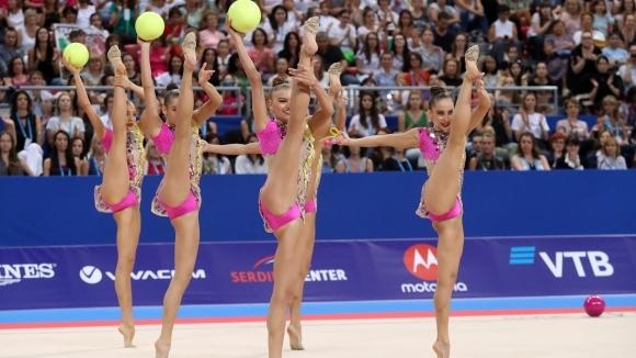 Българският ансамбъл не успя да грабне втори медал и завърши