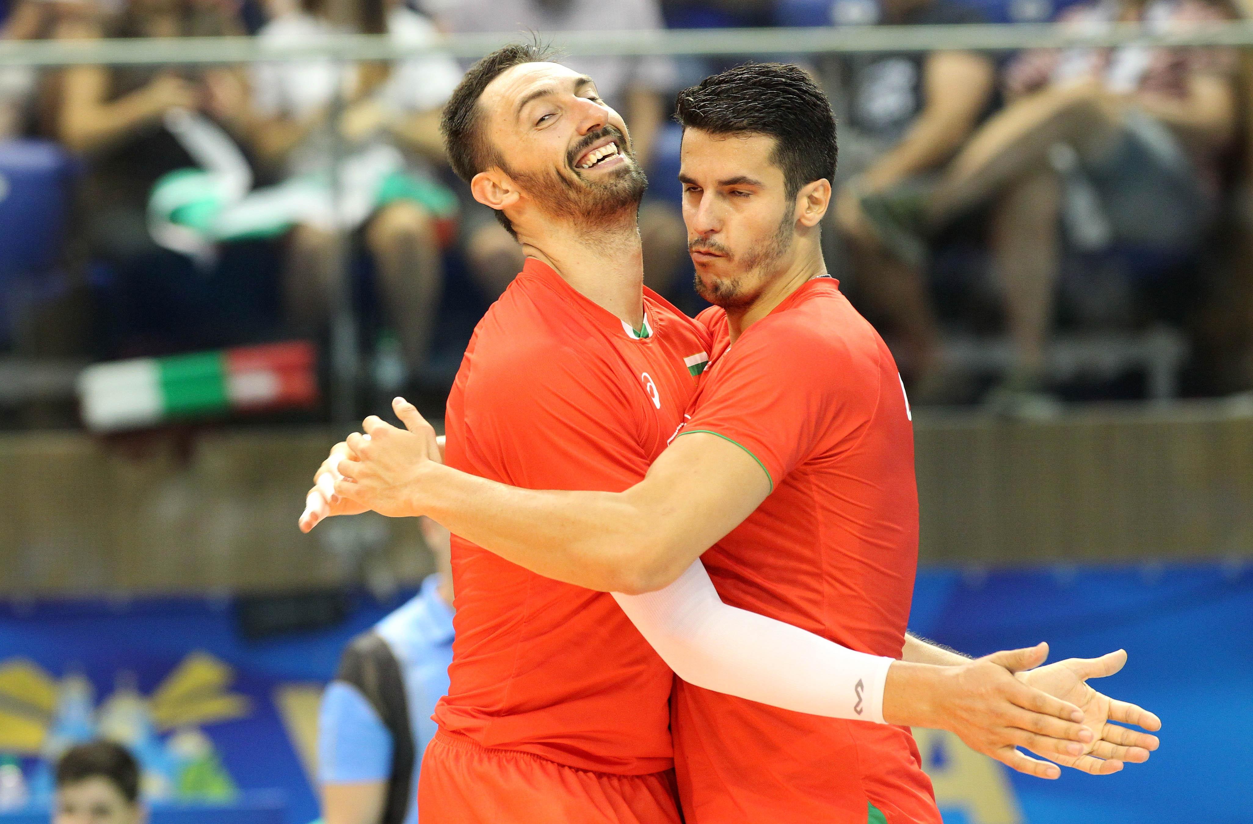 България се наложи с 3:0 гейма над Куба в четвъртия