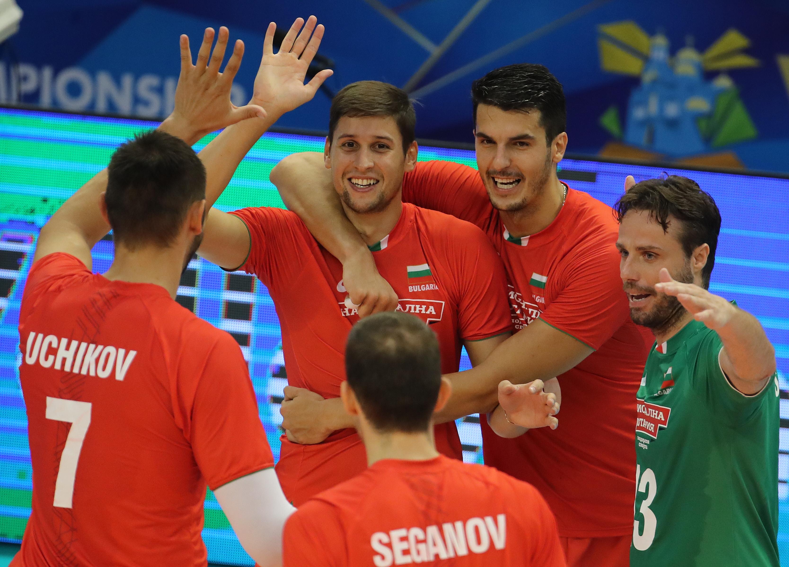 Николай Пенчев изигра много силен мач и имаше основна заслуга