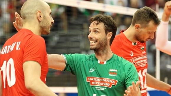 България победи с 3:0 гейма Куба в предпоследния си мач