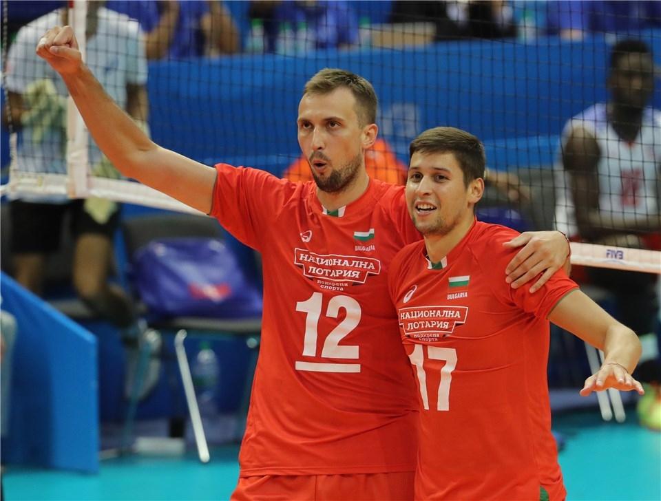След успеха на Бългрия с 3:0 гейма над Куба, посрещачът