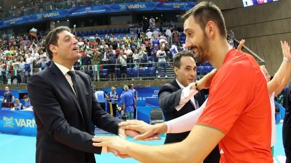 България надигра с 3:0 гейма Куба в мач №4 от